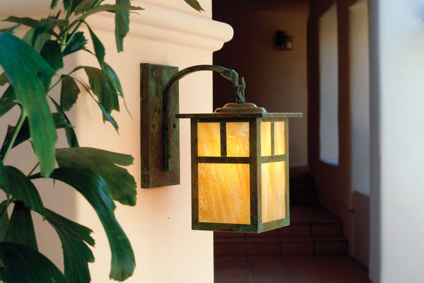 Mission Style Exterior Lighting