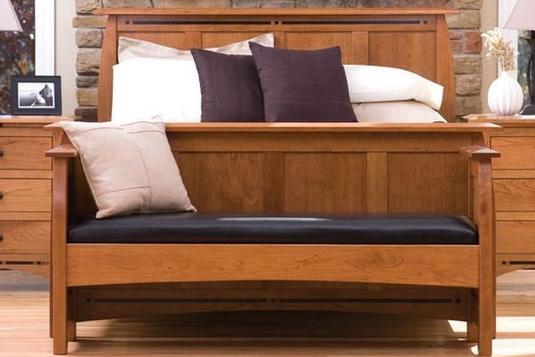 Simply Amish Bedroom Furniture