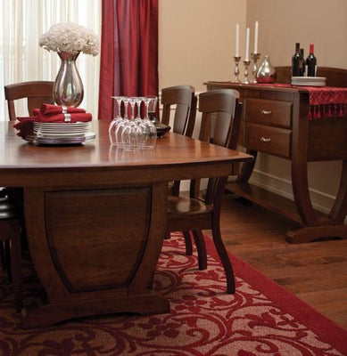 Traditional Style Dining Furniture