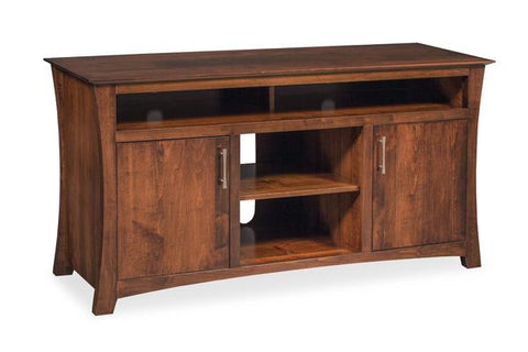 Maple TV Stand from Modern Bungalow