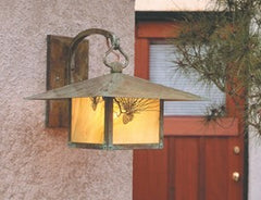 Mission Exterior Sconce