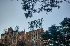 Tudor City Sign