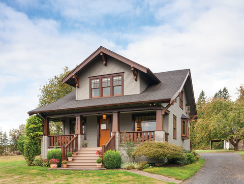 The Ultimate Guide To Craftsman Color Palettes Modern Bungalow
