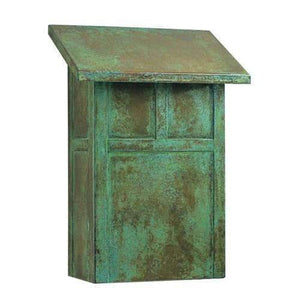 Arroyo Craftsman Exterior Decor Mission Mail Box