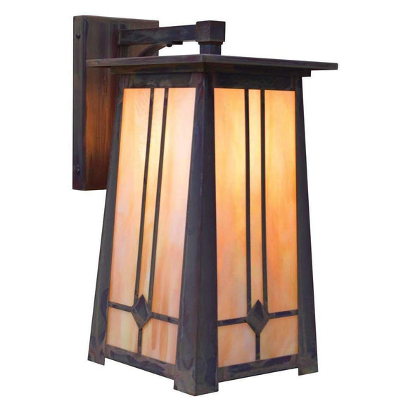 Arroyo Craftsman Exterior Lighting Aberdeen wall mount