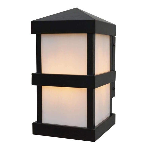 Arroyo Craftsman Exterior Lighting Barcelona wall mount
