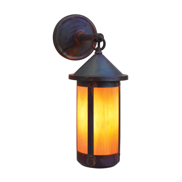 Arroyo Craftsman Exterior Lighting Berkeley long body wall mount