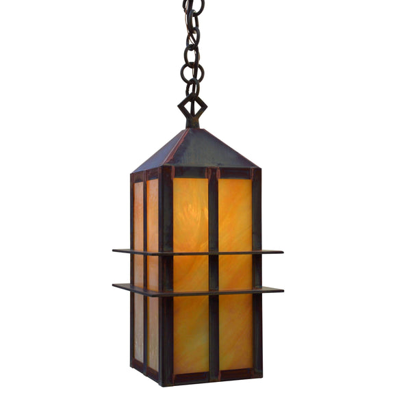 Arroyo Craftsman Exterior Lighting Bexley pendant
