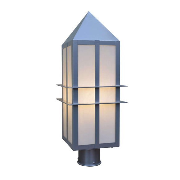 Arroyo Craftsman Exterior Lighting Bexley post mount
