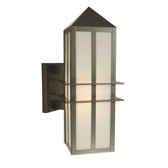 Arroyo Craftsman Exterior Lighting Bexley wall mount
