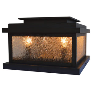 Arroyo Craftsman Exterior Lighting Bournemouth column mount