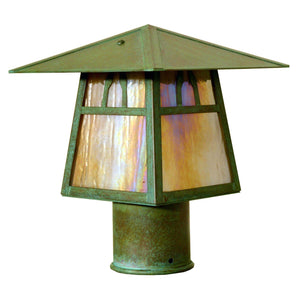 Arroyo Craftsman Exterior Lighting Carmel post mount
