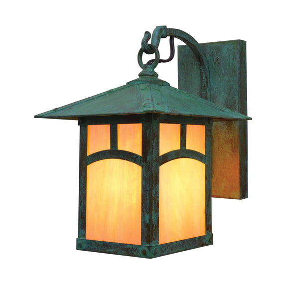 Arroyo Craftsman Exterior Lighting Evergreen wall mount