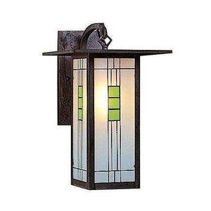 Arroyo Craftsman Exterior Lighting Franklin long body wall mount