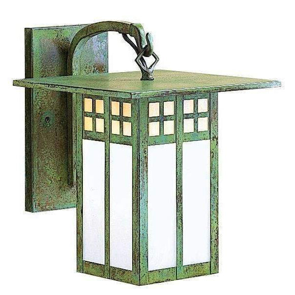 Arroyo Craftsman Exterior Lighting Glasgow wall mount
