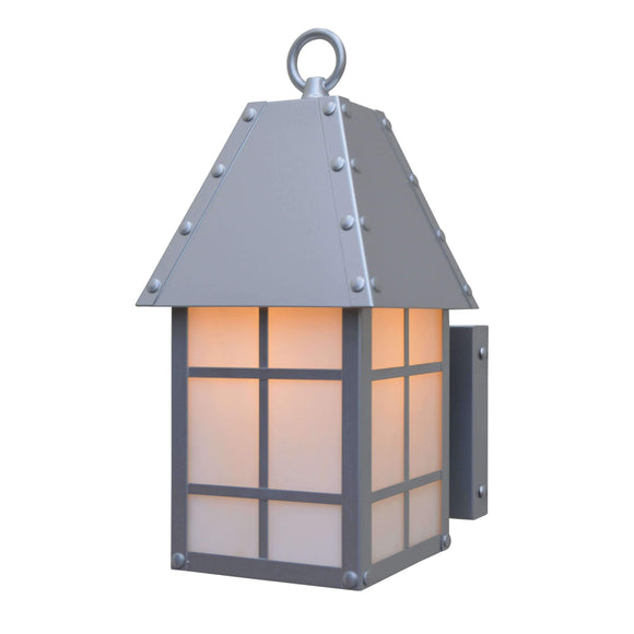 Arroyo Craftsman Exterior Lighting Hampton wall mount