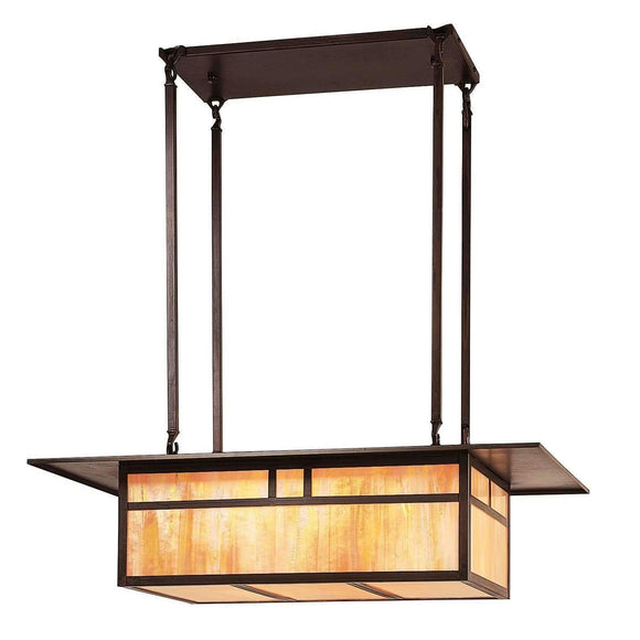 Arroyo Craftsman Exterior Lighting Huntington Island Chandelier