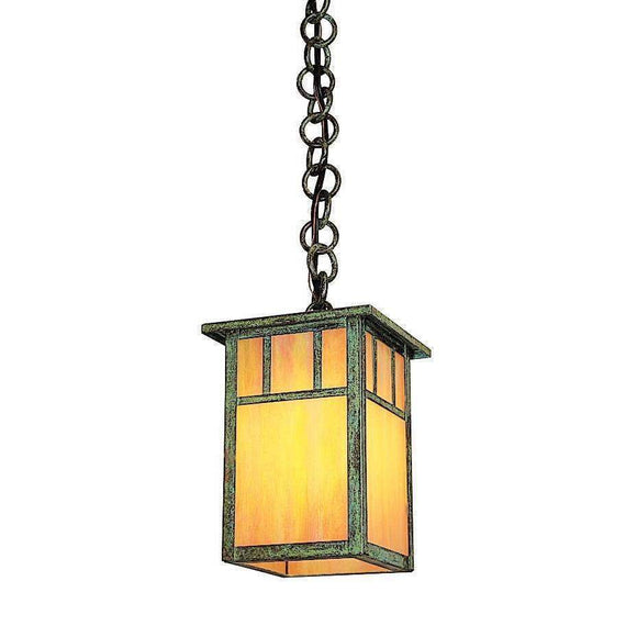 Arroyo Craftsman Exterior Lighting Huntington one light pendant