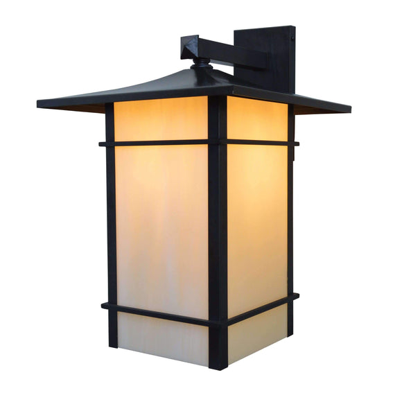 Arroyo Craftsman Exterior Lighting Katsura wall mount