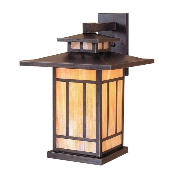 Arroyo Craftsman Exterior Lighting Kennebec wall mount