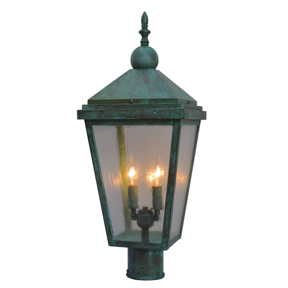 Arroyo Craftsman Exterior Lighting Lancaster post mount