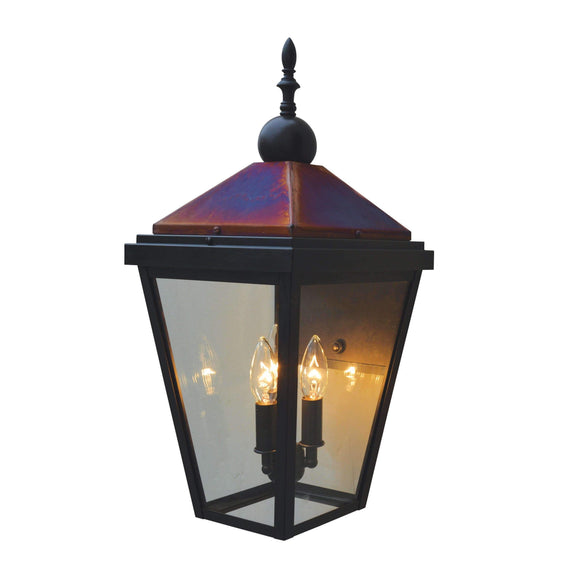Arroyo Craftsman Exterior Lighting Lancaster wall mount