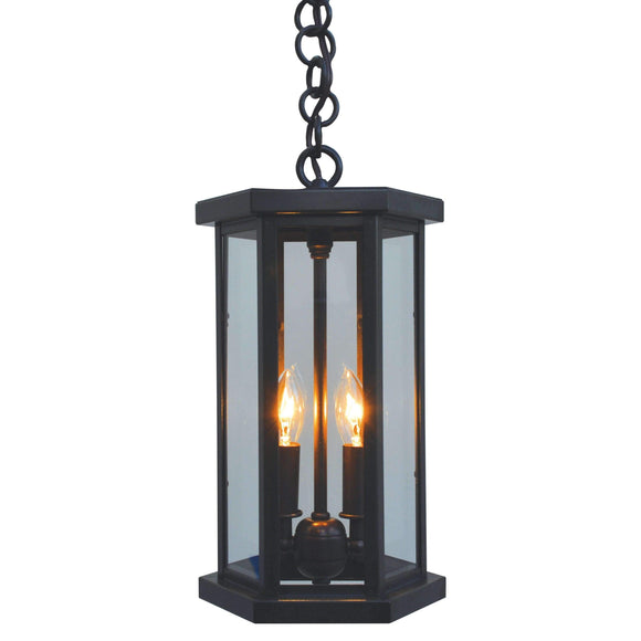 Arroyo Craftsman Exterior Lighting Lyon pendant