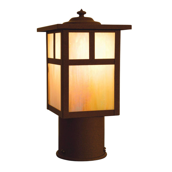 Arroyo Craftsman Exterior Lighting Mission post mount