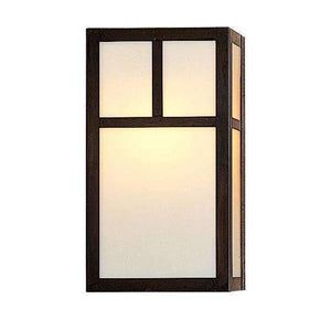 Arroyo Craftsman Exterior Lighting Mission sconce