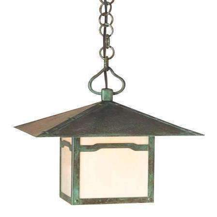 Arroyo Craftsman Exterior Lighting Monterey pendant