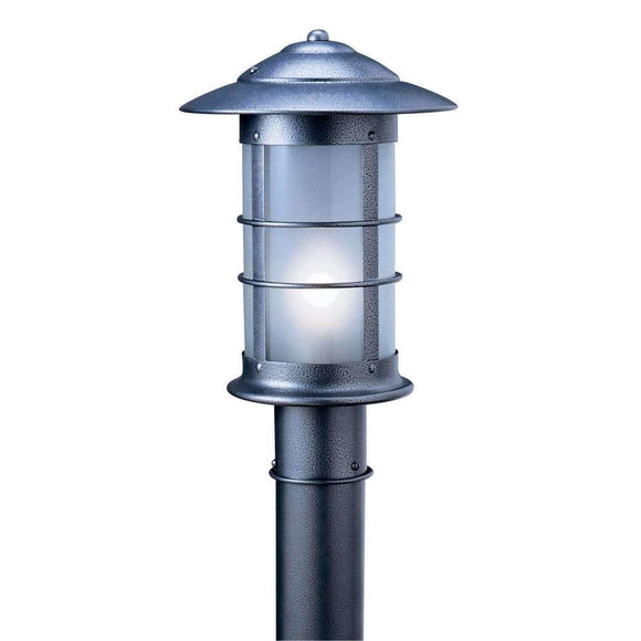 Arroyo Craftsman Exterior Lighting Newport long body post mount fixture