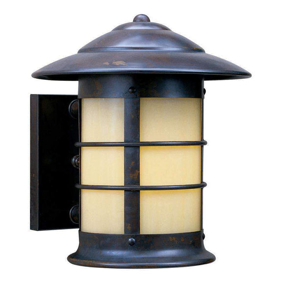 Arroyo Craftsman Exterior Lighting Newport sconce