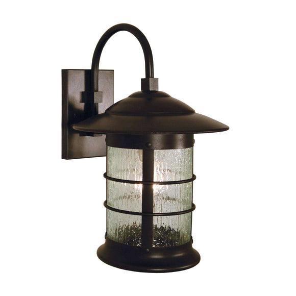 Arroyo Craftsman Exterior Lighting Newport wall mount