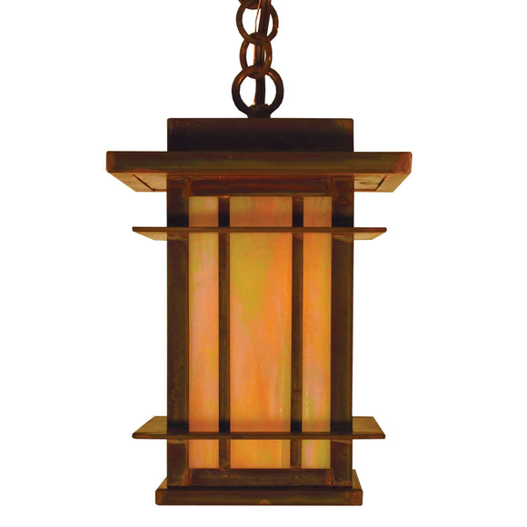 Arroyo Craftsman Exterior Lighting Oak park pendant