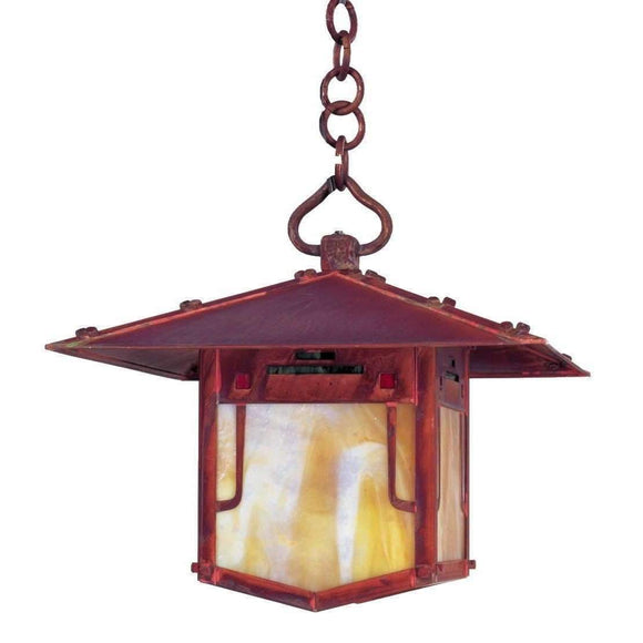 Arroyo Craftsman Exterior Lighting Pagoda pendant
