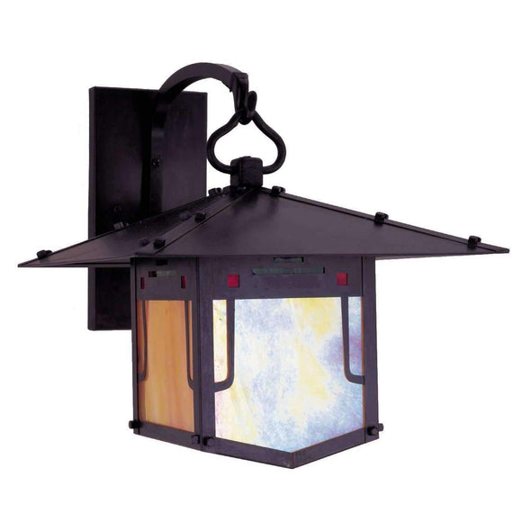 Arroyo Craftsman Exterior Lighting Pagoda wall bracket