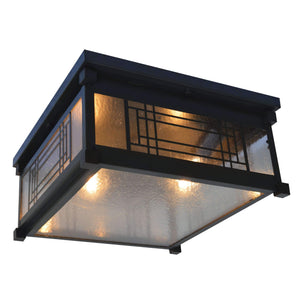 Arroyo Craftsman Exterior Lighting Scottsdale ceiling mount