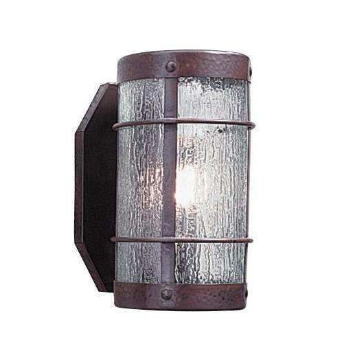 arroyo lighting valencia sconce with no roof
