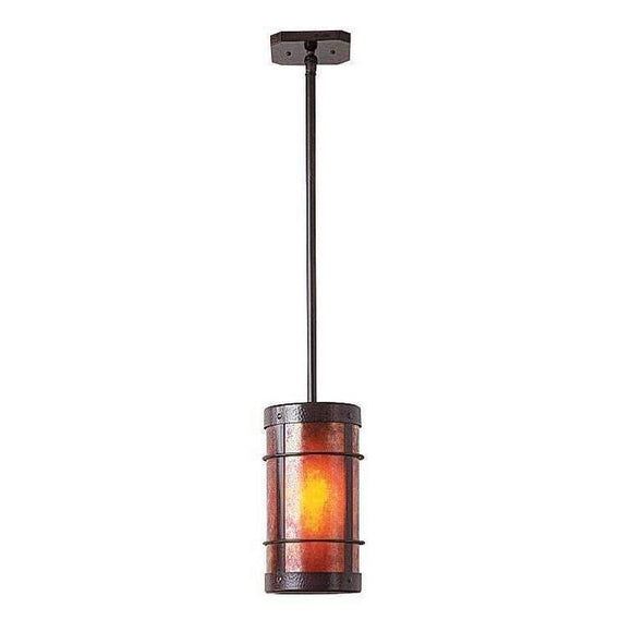 valencia stem mount pendant exterior light by arroyo lighting
