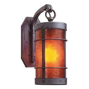 valencia wall mount exterior light by arroyo craftsman