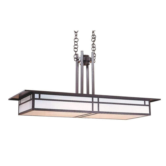 Arroyo Craftsman Interior Lighting Huntington chandelier