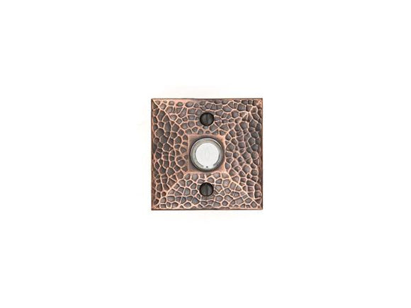 Emtek Hardware Hammered Doorbell