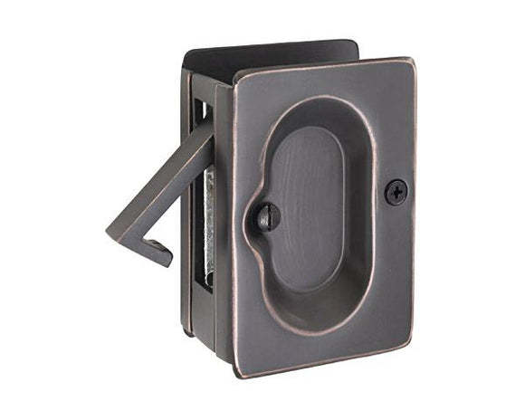 Emtek Hardware Pocket Door Passage Lock