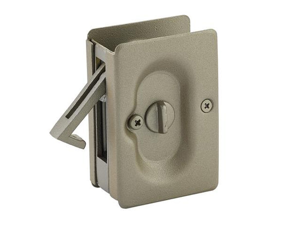 Emtek Hardware Pocket Door Privacy Lock
