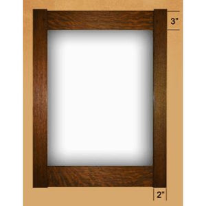 Family Woodworks Decor Mortise and Tenon Art Frame