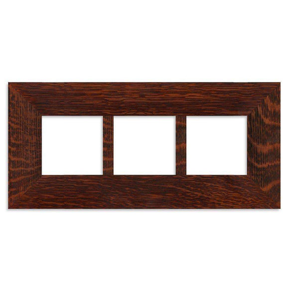 Family Woodworks Tile 4x4 Multi-Tile Oak Frame