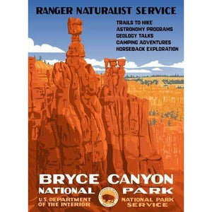Ford Craftsman Decor Bryce Canyon, Utah Poster