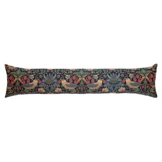 William Morris Strawberry Thief Draft Stopper by Hines
