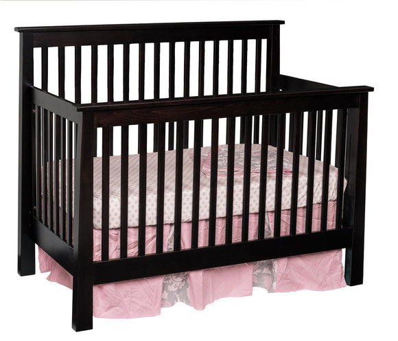 Shaker Convertible Crib by Kids Comfort