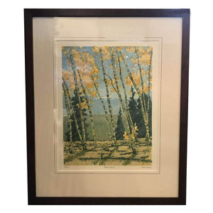 Leon Loughridge Decor Aspen Gold